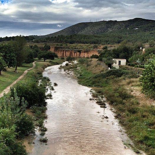 Riera de Ribes. Foto: Josep-Lluís Serarols