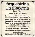 Orquestrina La Moderna 2000