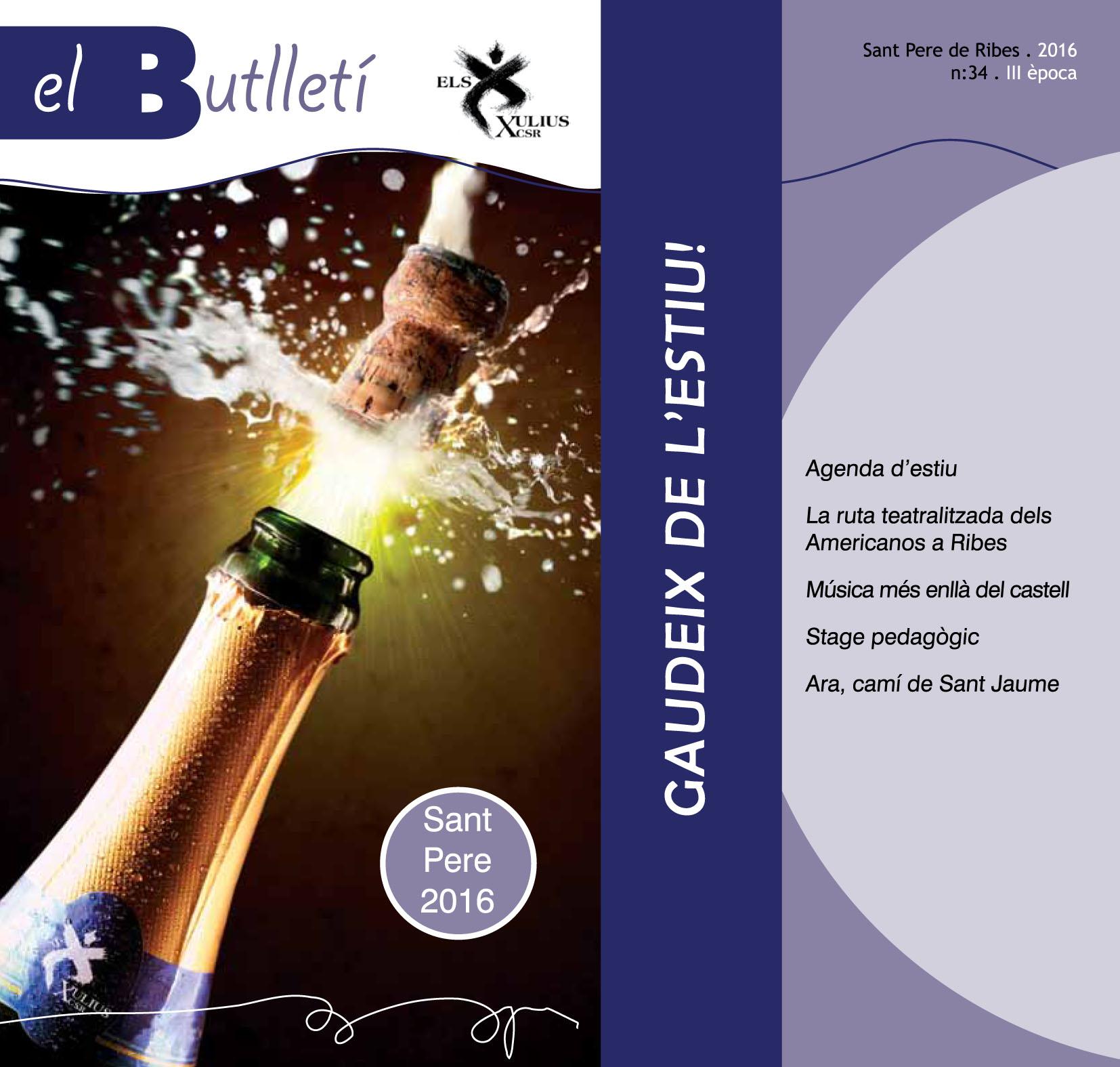 El Butlletí 33